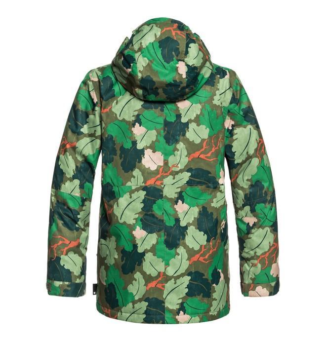 Детская куртка для сноуборда DC shoes Servo купить в Boardshop №1
