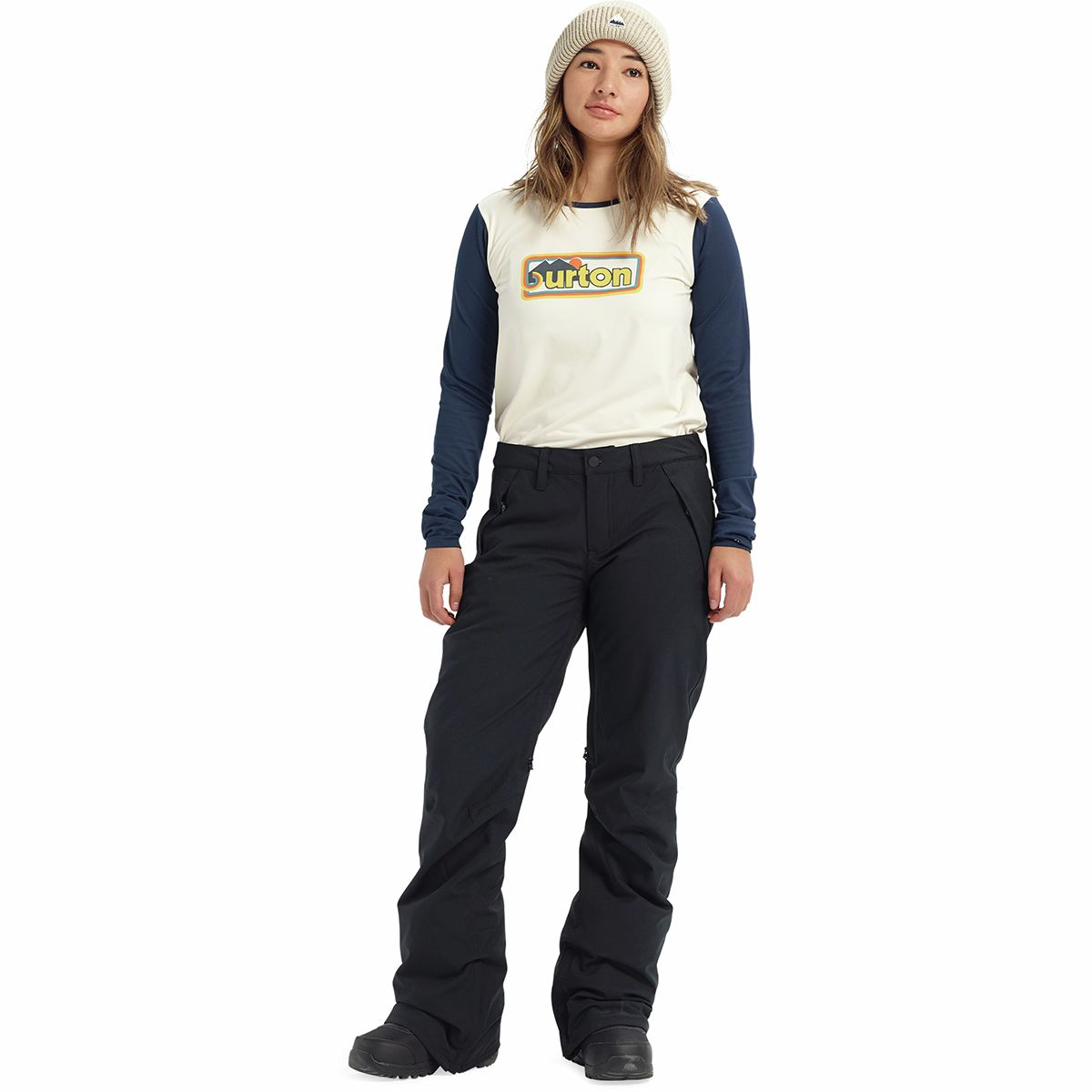 Штаны для сноуборда Burton Society Pant купить в Boardshop №1