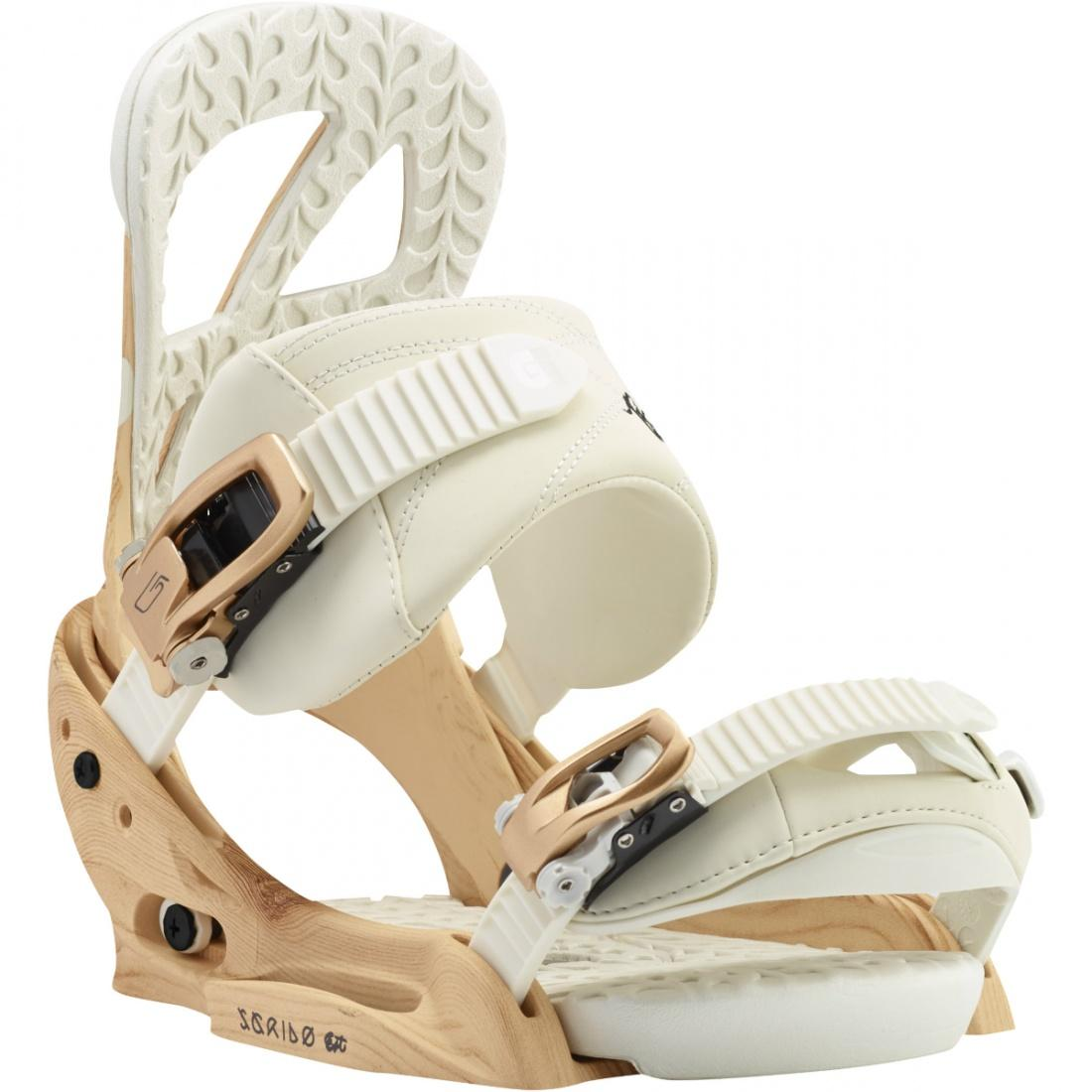 Крепления для сноуборда Burton Scribe EST купить в Boardshop №1
