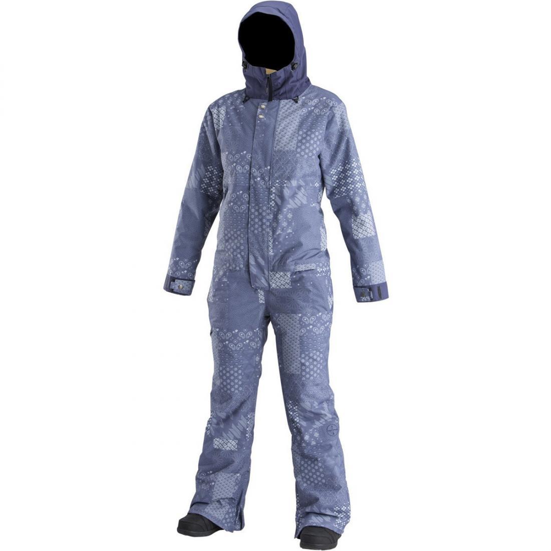 Сноубордический комбинезон Airblaster Women's Insulated Freedom Suit купить в Boardshop №1