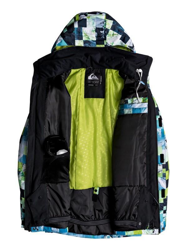 Куртка для сноуборда Quiksilver Mission купить в Boardshop №1