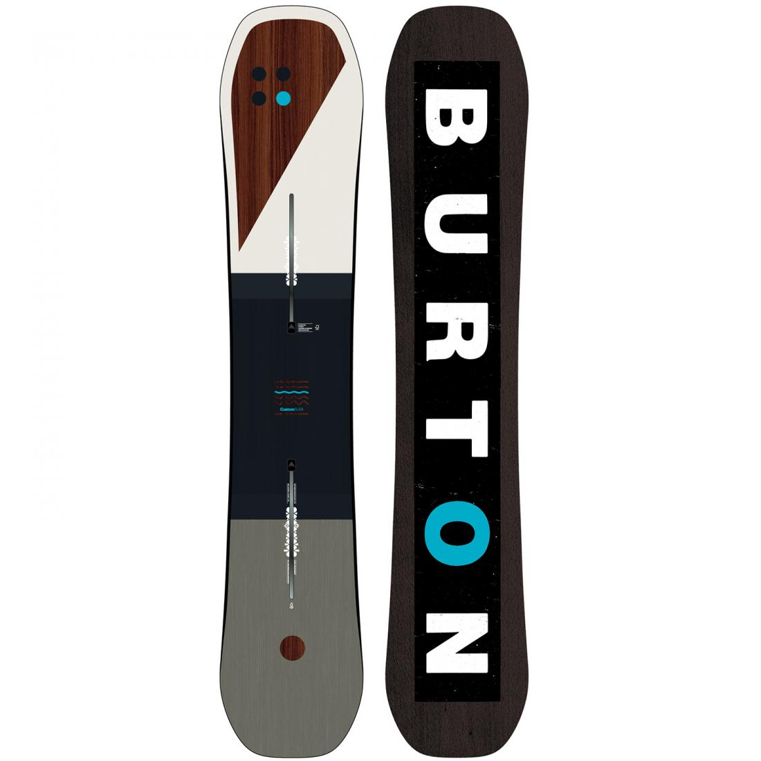 Сноуборд Burton Custom Flying V купить в Boardshop №1
