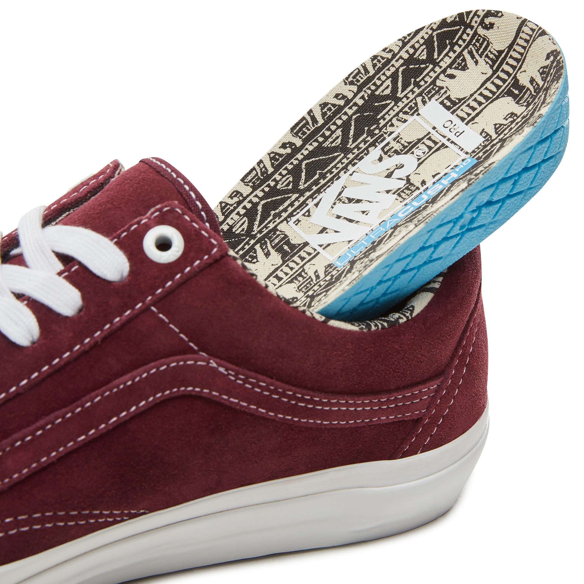 Кеды Vans Old Skool PRO купить в Boardshop №1