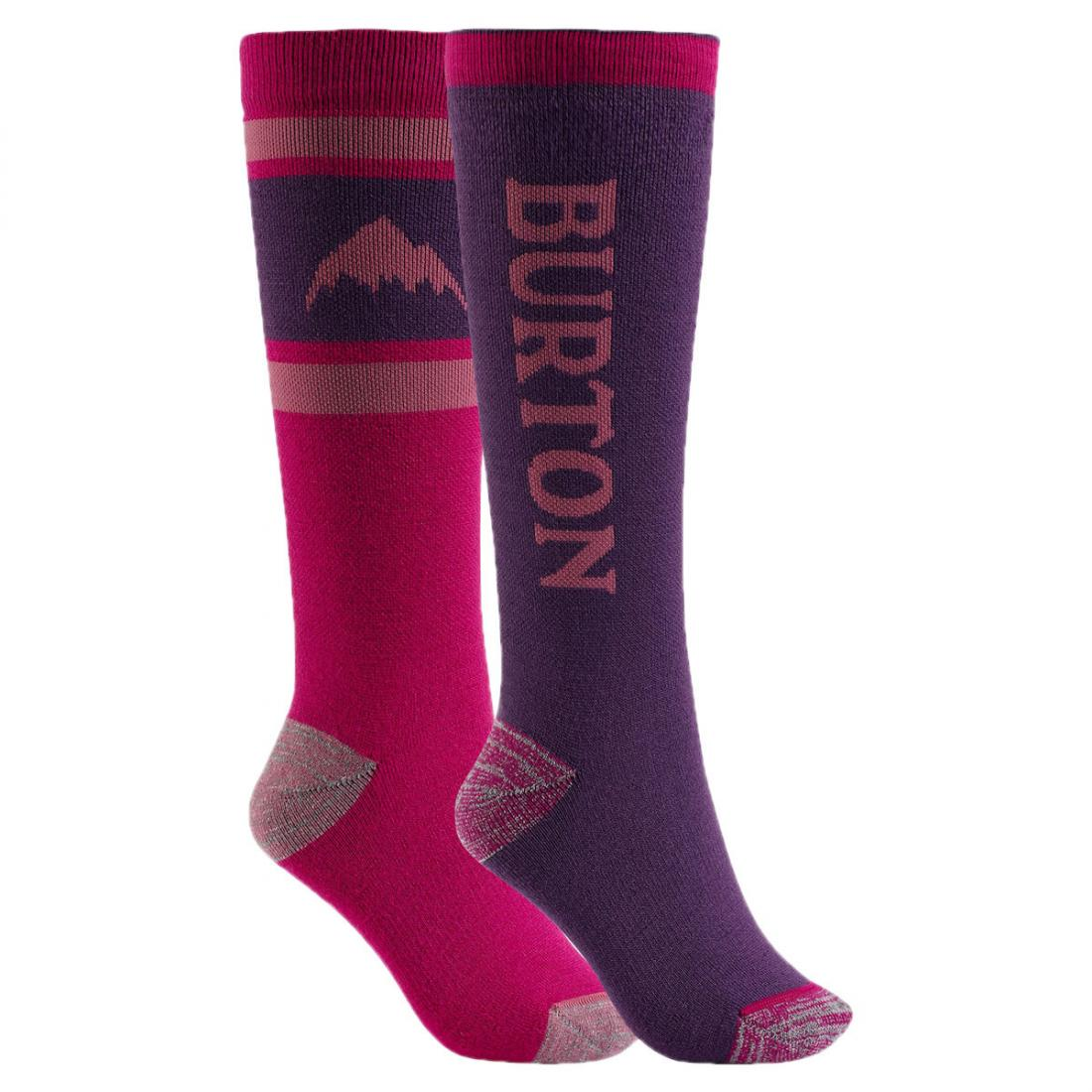 Носки сноубордические Burton Weekend Midweight Snowboard Sock Two-Pack купить в Boardshop №1