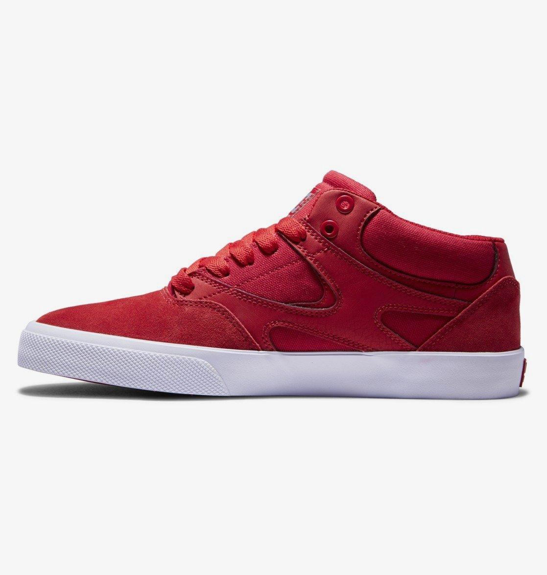 Кеды DC shoes Kalis Vulc Mid купить в Boardshop №1