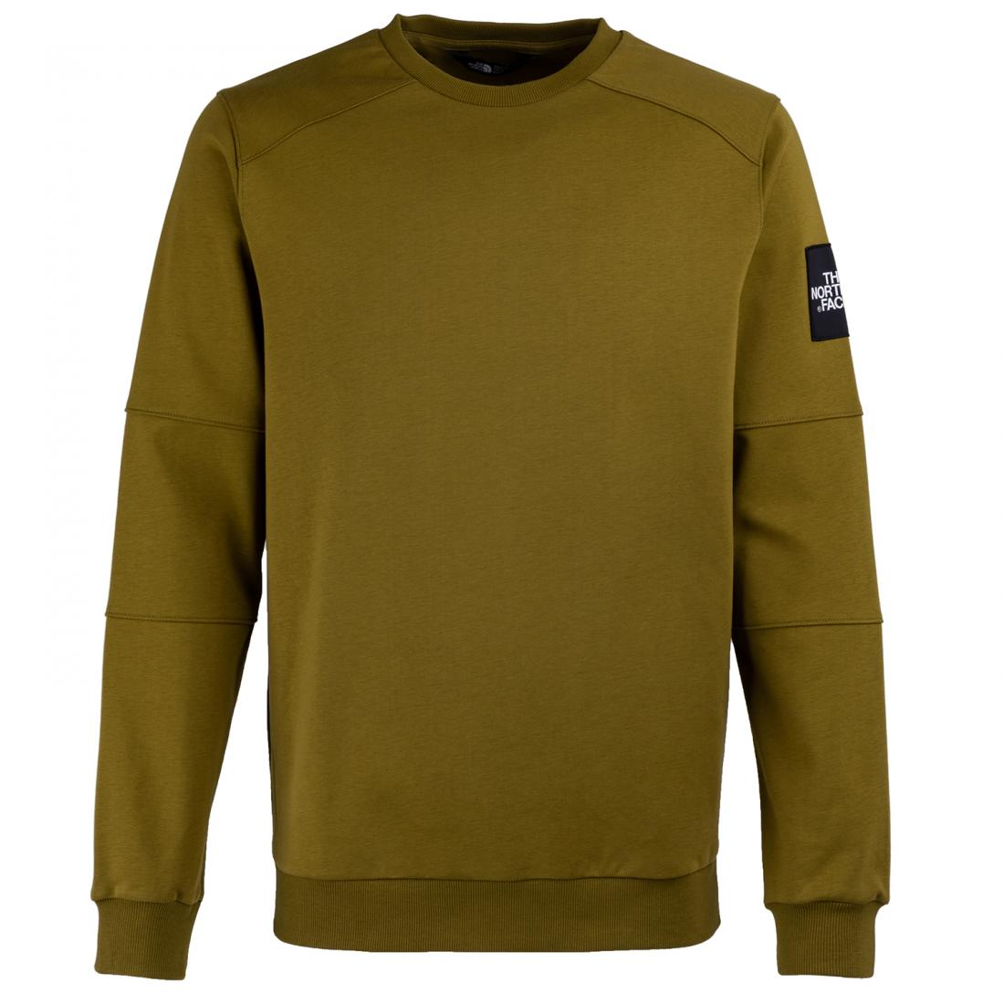 Свитшот The North Face Fine Crew купить в Boardshop №1