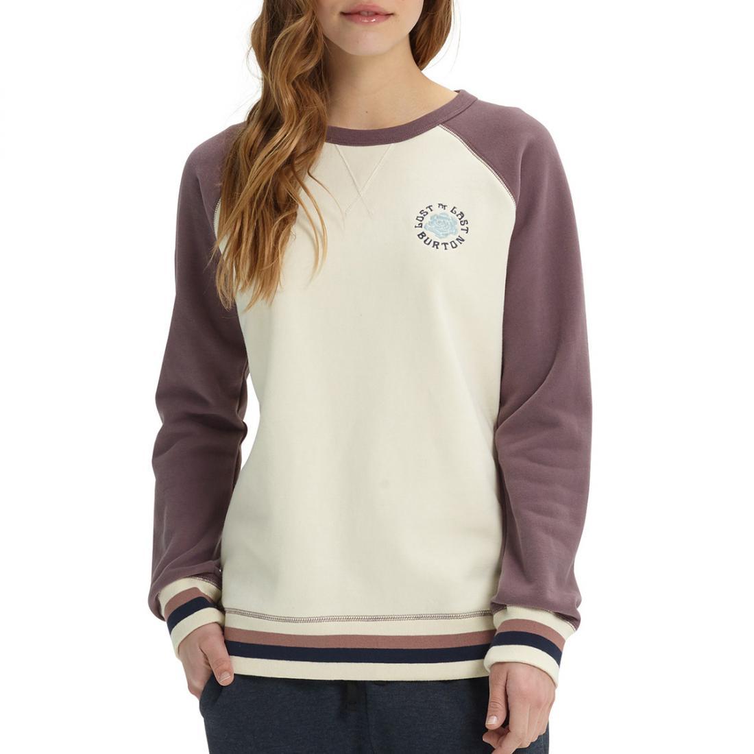 Свитшот Burton Keeler Crew Sweatshirt купить в Boardshop №1
