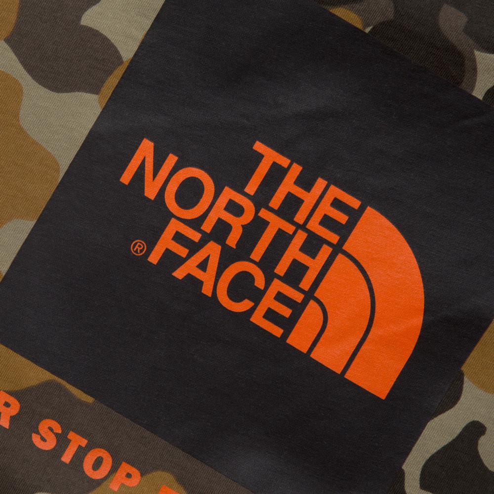 Футболка The North Face Red Box купить в Boardshop №1