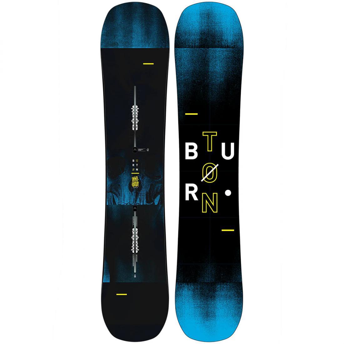 Сноуборд Burton Instigator купить в Boardshop №1
