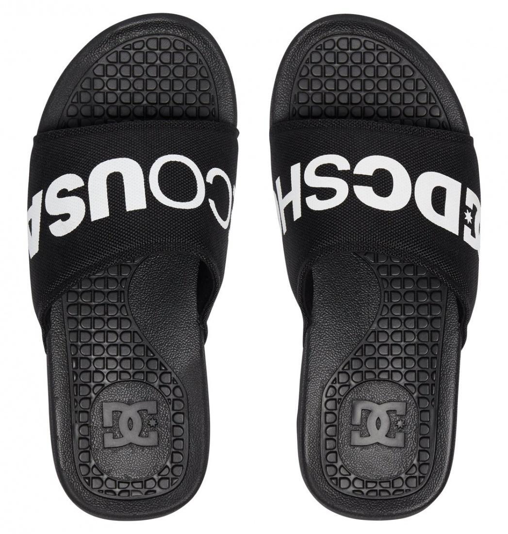 Шлепанцы DC shoes Bolsa SP купить в Boardshop №1
