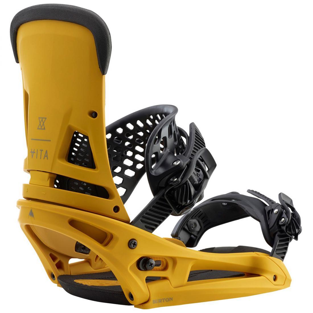 Крепления для сноуборда Burton Malavita EST купить в Boardshop №1