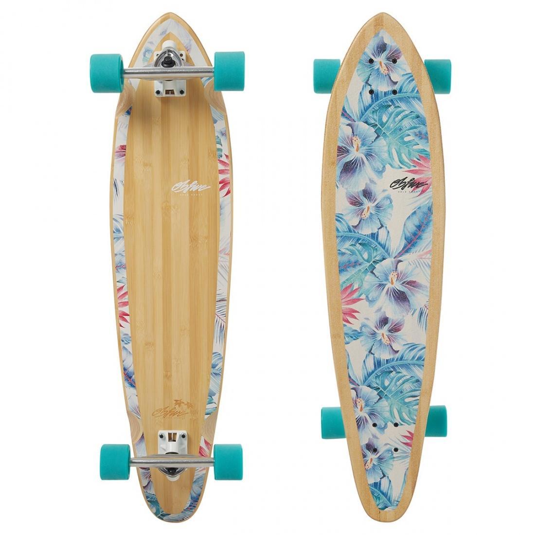 Комплект лонгборд OBfive Summer Vaycay купить в Boardshop №1