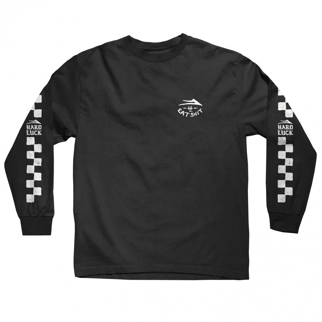Лонгслив Lakai X Hard Luck Eat Shirt купить в Boardshop №1