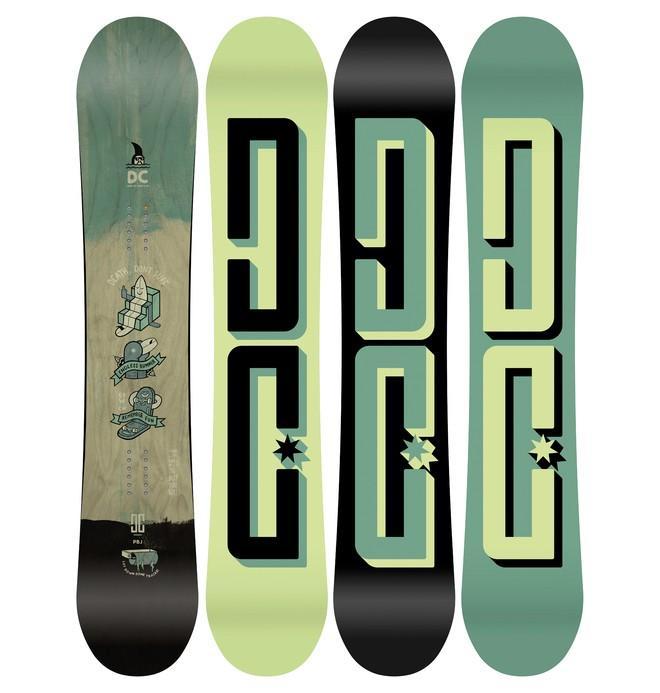 Сноуборд DC shoes PBJ купить в Boardshop №1