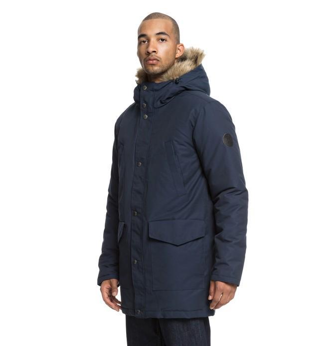 Куртка DC shoes Bamburgh купить в Boardshop №1