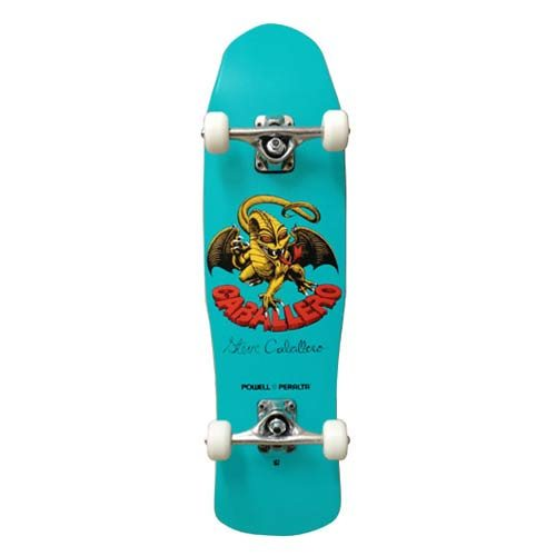 Скейтборд в сборе Powell Peralta Mini Cab Dragon купить в Boardshop №1