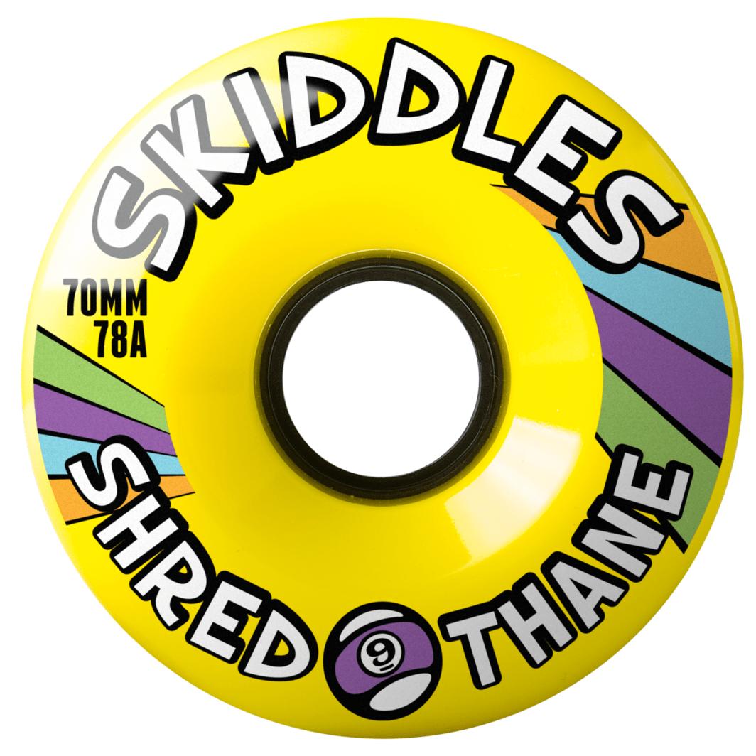 Колеса для лонгборда Sector9 Skiddles купить в Boardshop №1