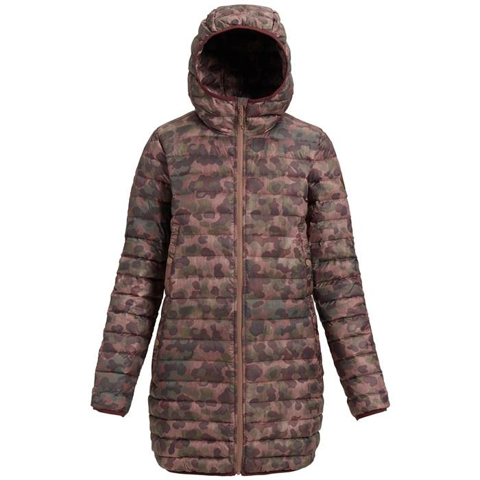 Куртка пуховик Burton Evergreen Long Down купить в Boardshop №1