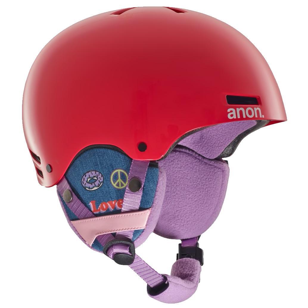 Детский шлем для сноуборда Anon Rime купить в Boardshop №1