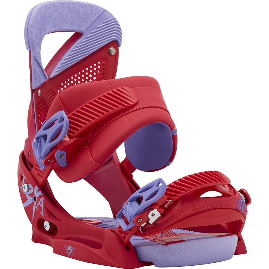 Крепления для сноуборда Burton Lexa EST купить в Boardshop №1