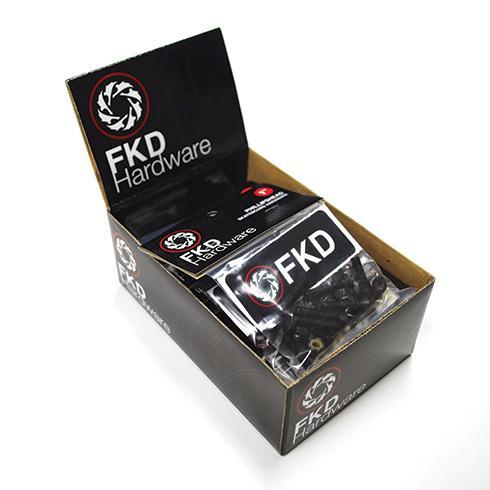 """Болтики FKD Hardware 7/8"""" ALLEN купить в Boardshop №1"""