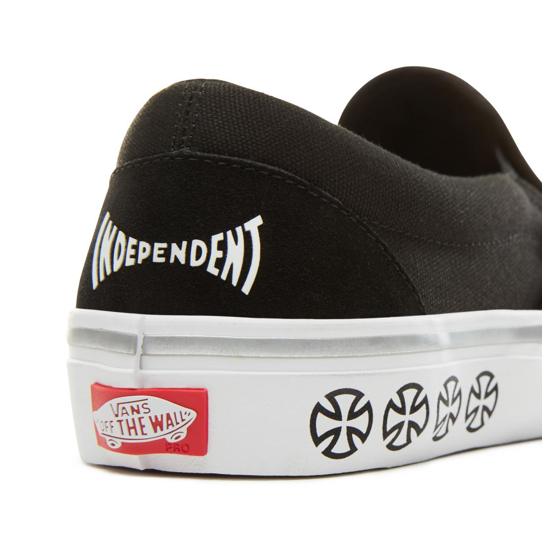 Слипоны Vans Slip-On PRO (Independent) купить в Boardshop №1