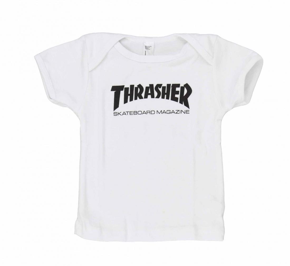 Детская футболка Thrasher Skate Mag Infant купить в Boardshop №1
