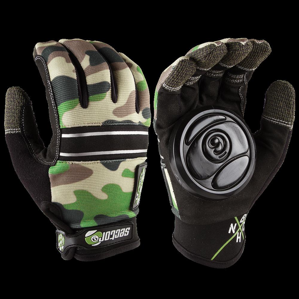 Перчатки Sector9 BHNC Slide Glove купить в Boardshop №1