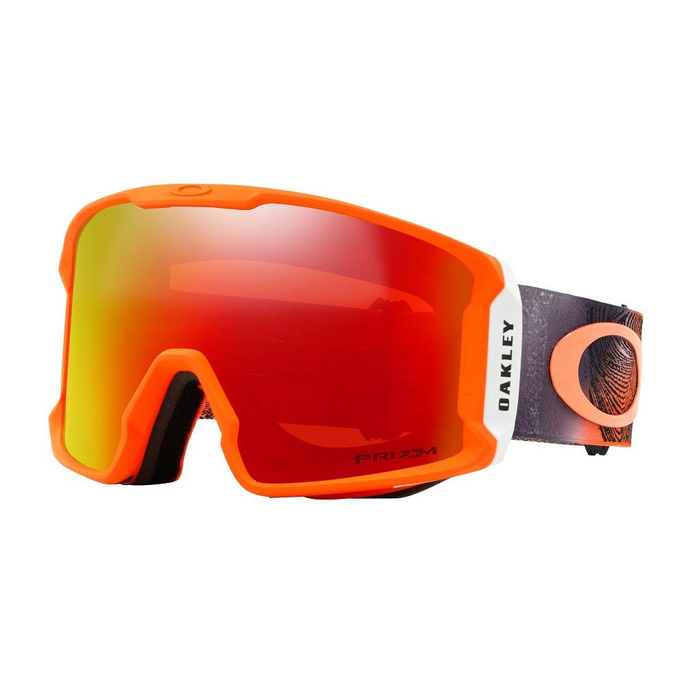 Маска сноубордическая Oakley Line Miner купить в Boardshop №1