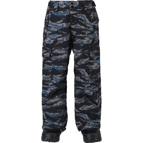 Детские штаны для сноуборда Burton Boys Exile Cargo купить в Boardshop №1
