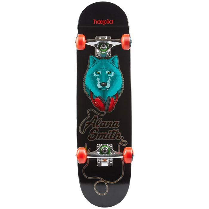 Скейтборд в сборе Powell Peralta Hoopla Alana Smith Wolf купить в Boardshop №1