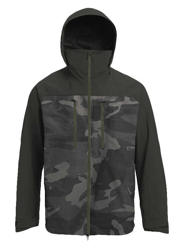 Куртка для сноуборда Burton GORE-TEX Swash Jacket купить в Boardshop №1