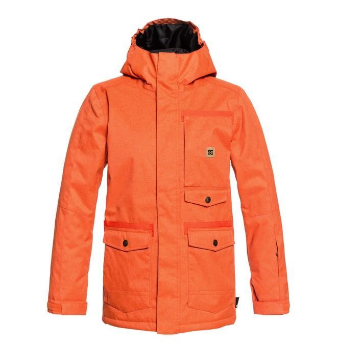 Куртка для сноуборда детская DC shoes Servo  купить в Boardshop №1