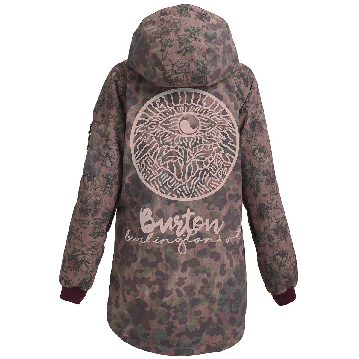 Куртка для сноуборда Burton Mossy Maze Jacket купить в Boardshop №1