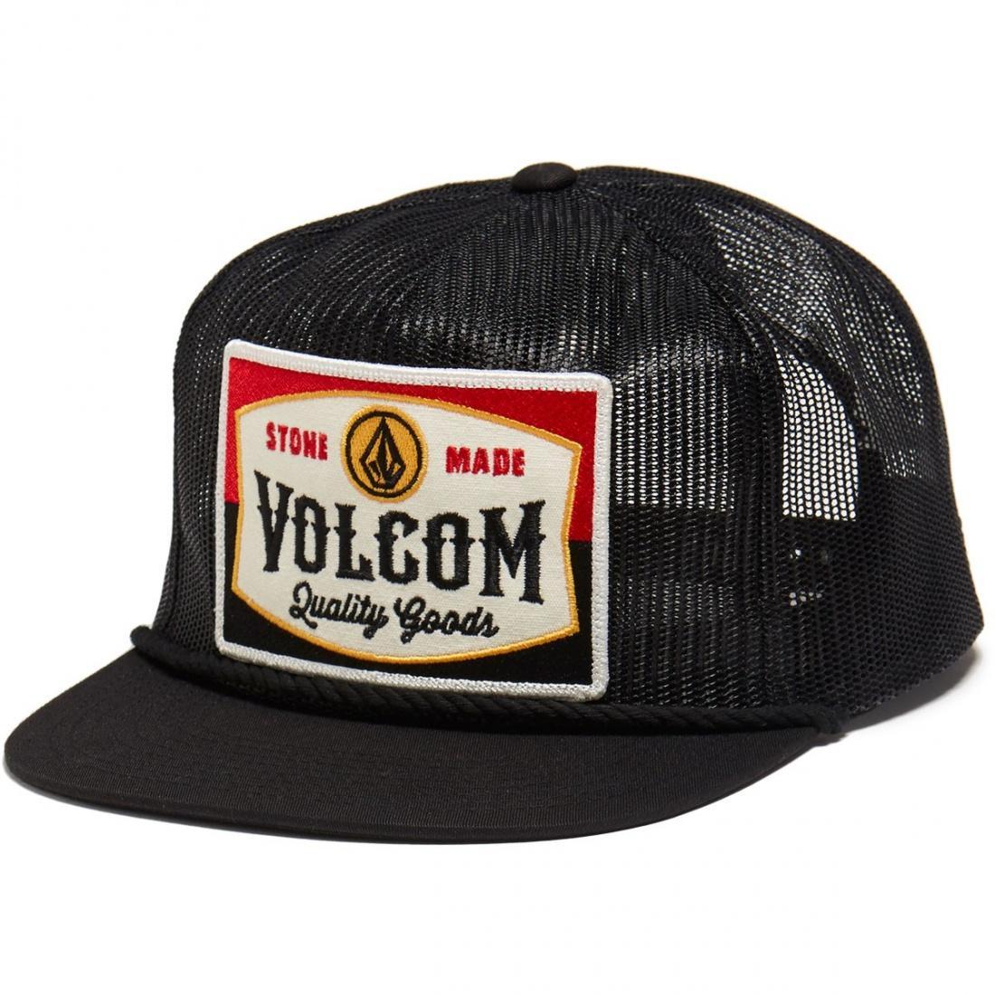 Бейсболка Volcom Patch Panel купить в Boardshop №1