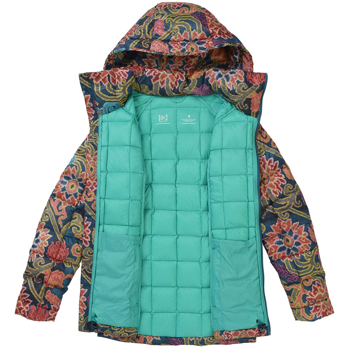Куртка Burton Baker Down Jacket купить в Boardshop №1
