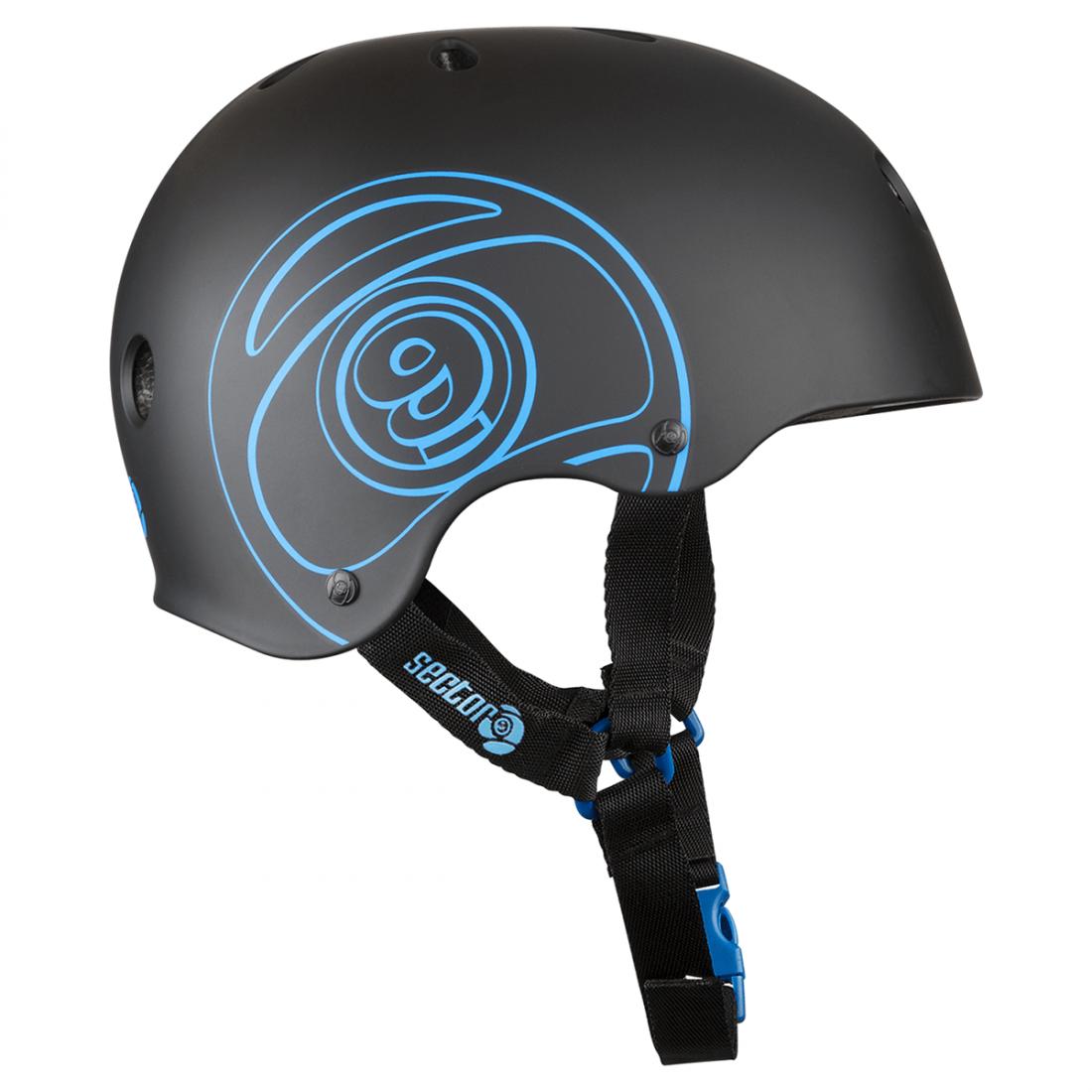 Шлем Sector9 LOGIC III - BRAINSAVER NON-CPSC купить в Boardshop №1