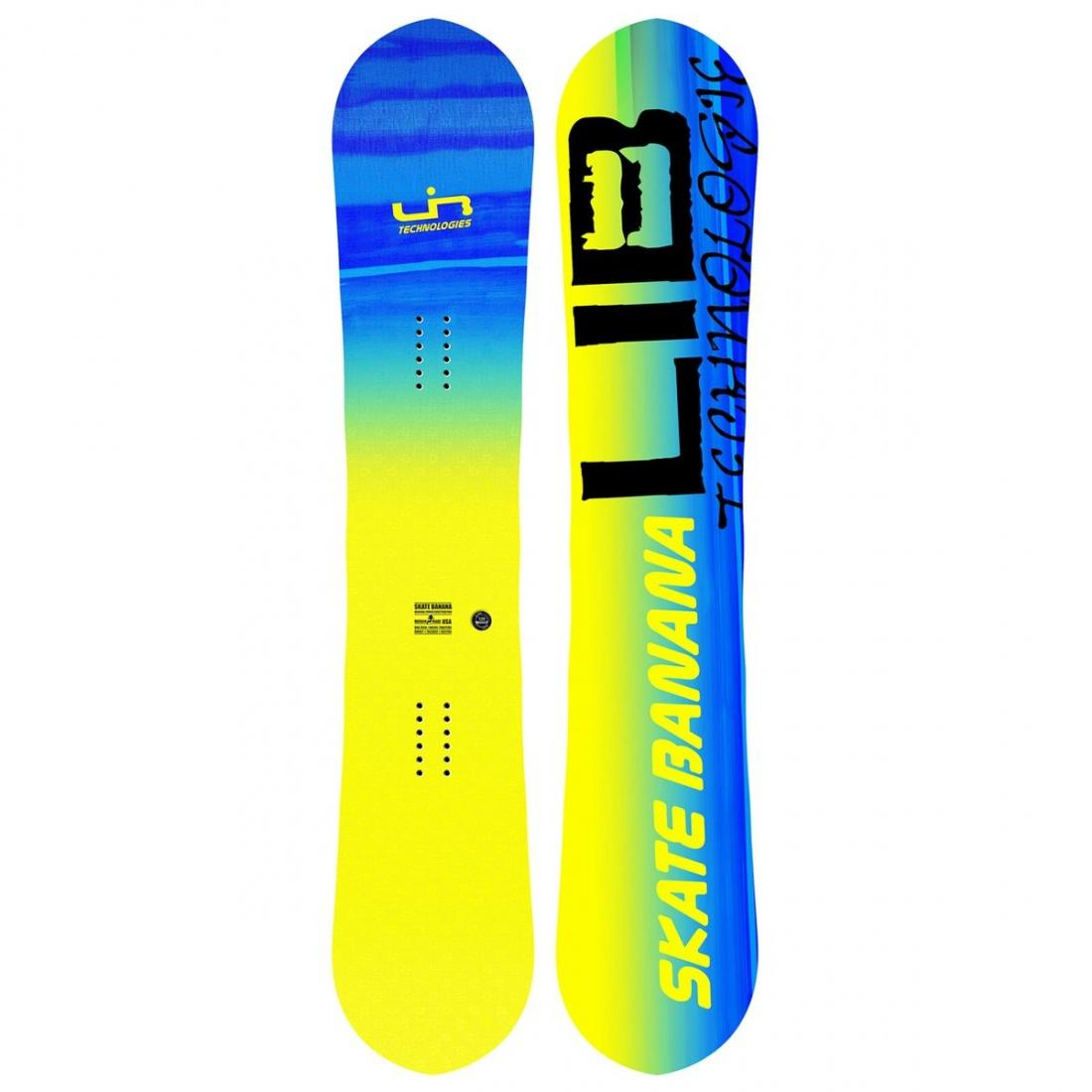 Сноуборд Lib Tech SK8 Banana BTX купить в Boardshop №1