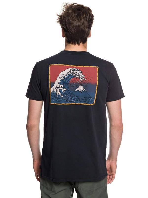 Футболка Quiksilver The Original Mountain And Wave купить в Boardshop №1