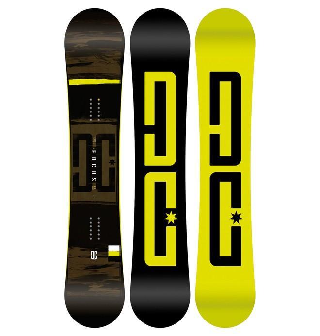 Сноуборд DC shoes Focus купить в Boardshop №1