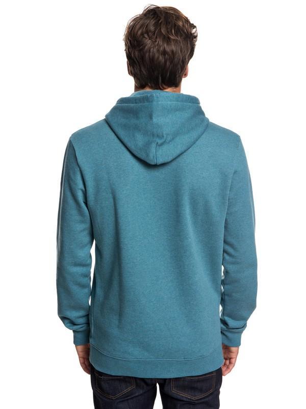 Толстовка Quiksilver Big Logo купить в Boardshop №1