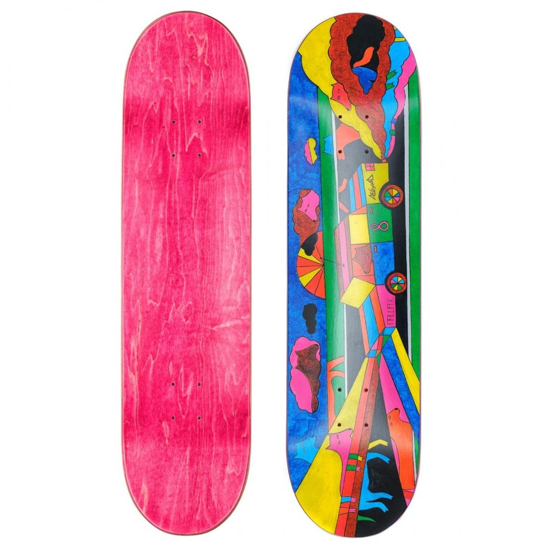 Дека для скейтборда Абсурд 8 Лошадей купить в Boardshop №1