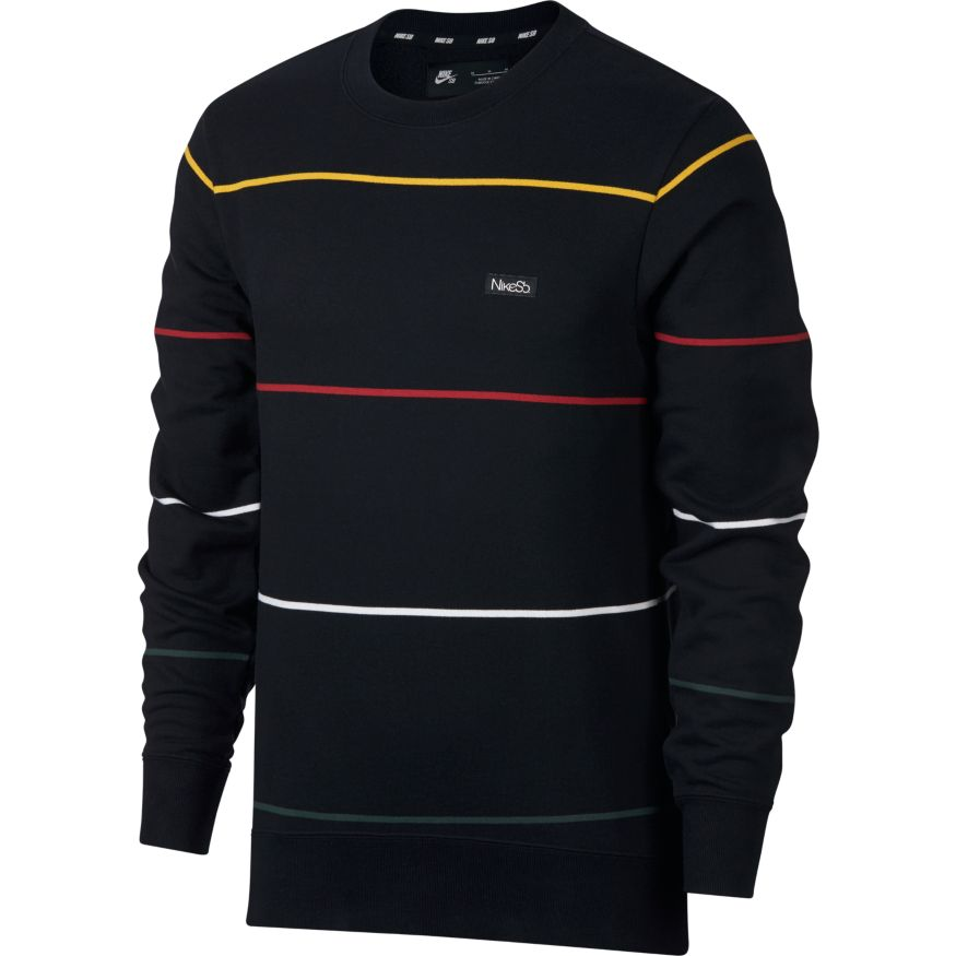 Свитшот Nike SB Top Evrt Stripe купить в Boardshop №1