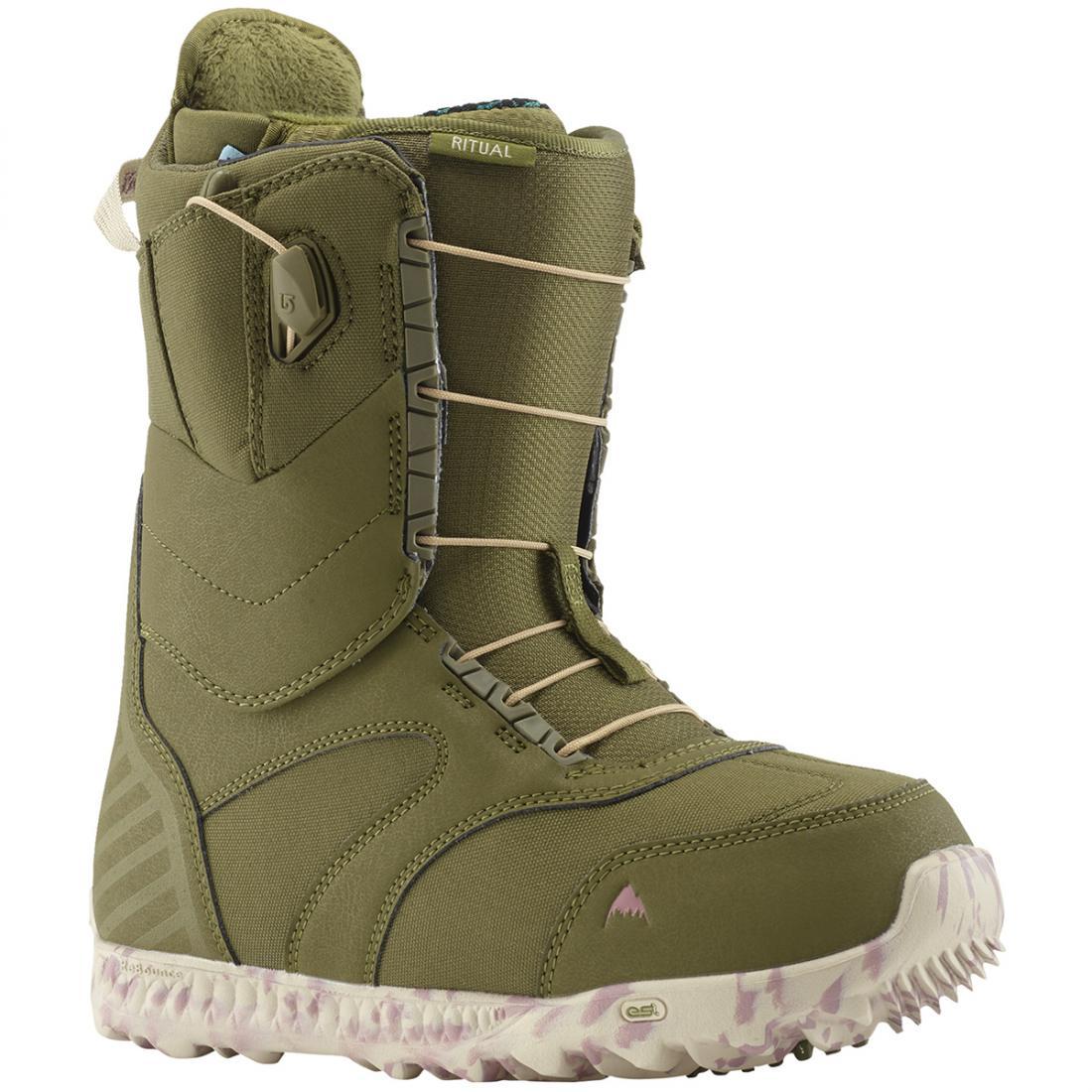 Ботинки для сноуборда Burton Ritual купить в Boardshop №1