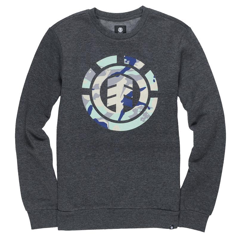 Свитшот Element Spirit Camo Crew купить в Boardshop №1