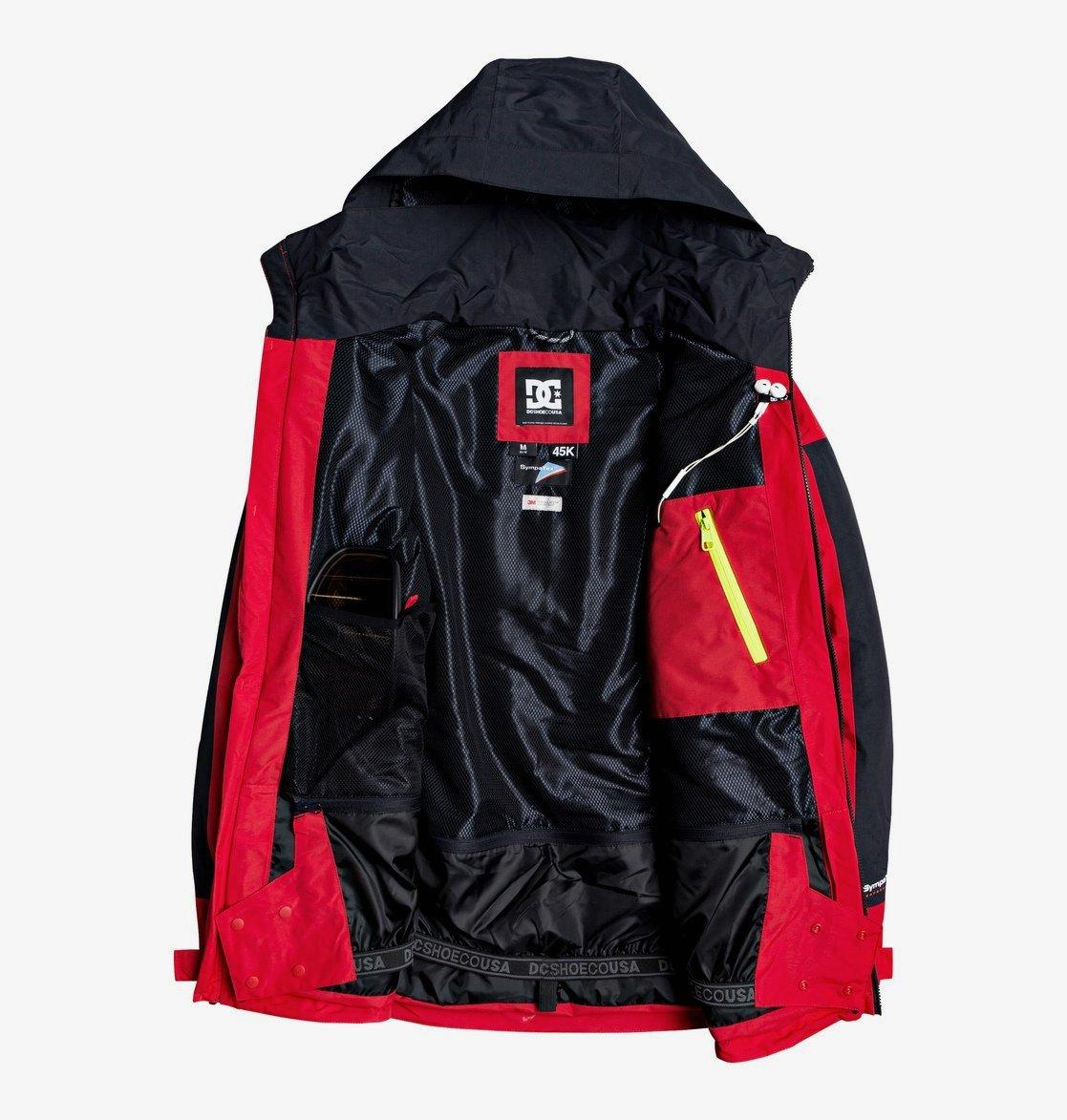 Куртка для сноуборда DC shoes Company купить в Boardshop №1