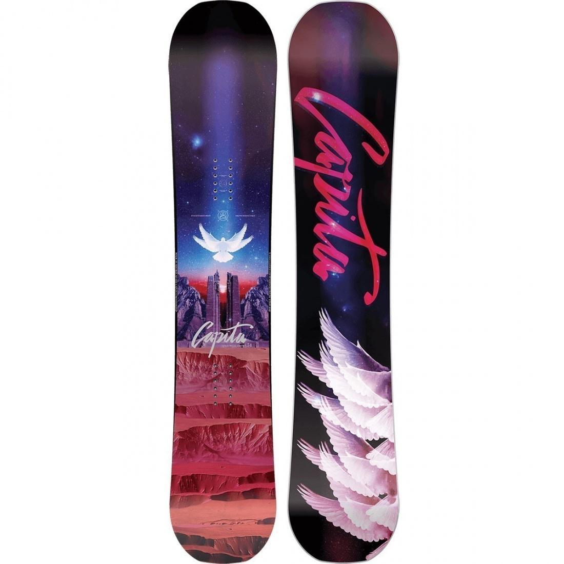 Сноуборд Capita Space Metal Fantasy купить в Boardshop №1