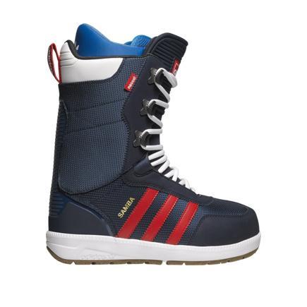 Ботинки для сноуборда Adidas The Samba купить в Boardshop №1