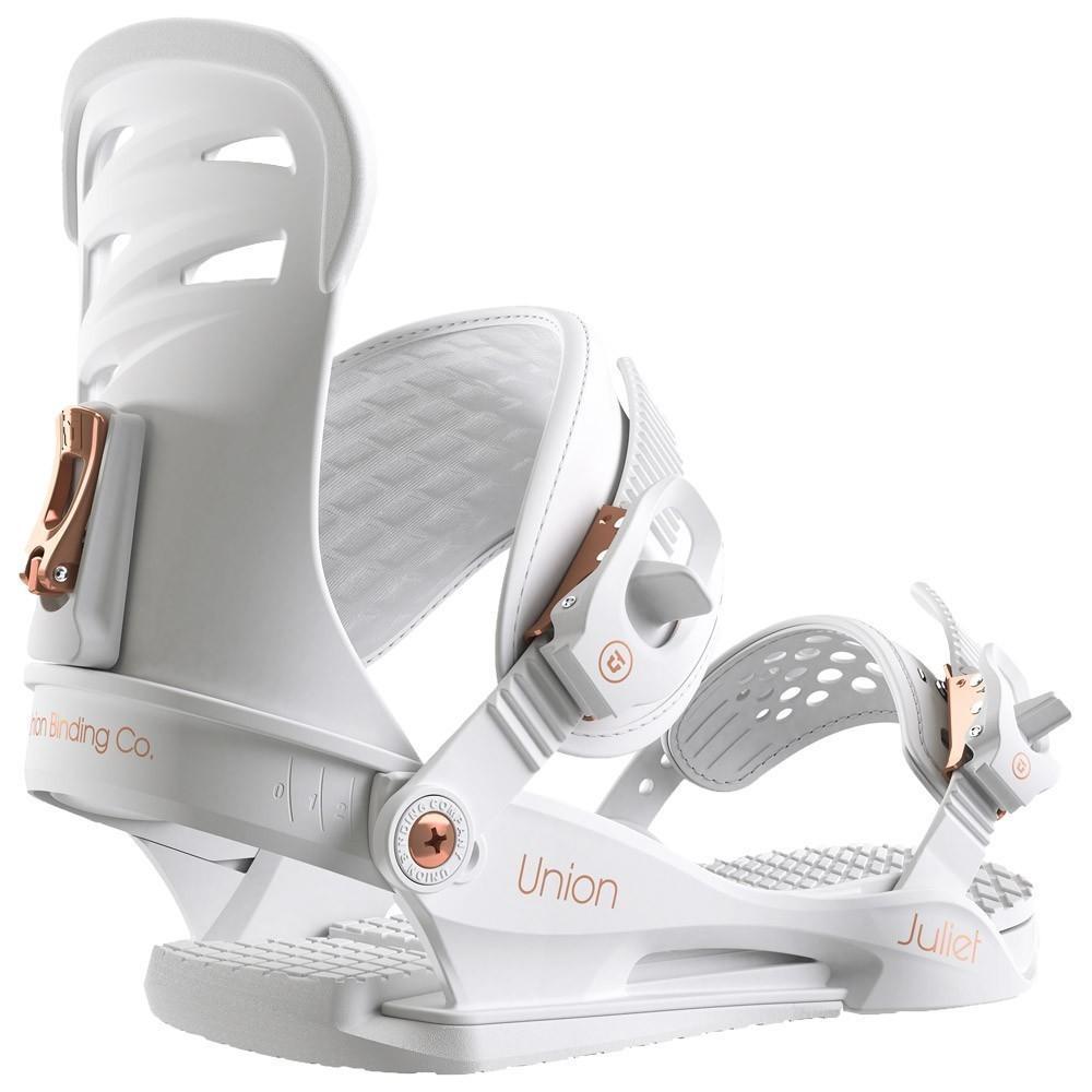Крепления для сноуборда Union Juliet купить в Boardshop №1