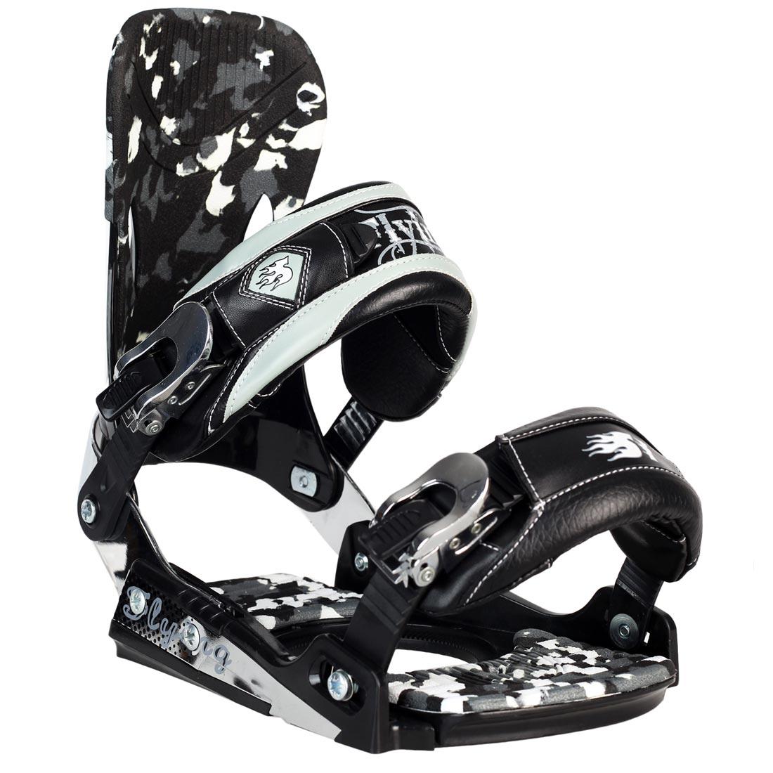 Крепления для сноуборда SMM SMS10-FLY купить в Boardshop №1